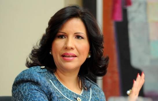 Margarita Cedeño saluda decisión de Abinader sobre reforma fiscal