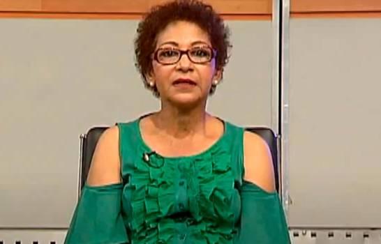 Expresidenta de ADP está de acuerdo con propuesta del MINERD para regreso a las aulas