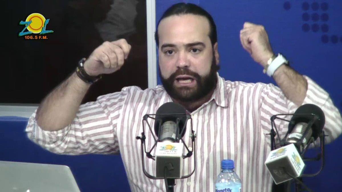Pedro Manuel Casals rompe el silencio sobre su cuenta de Twitter