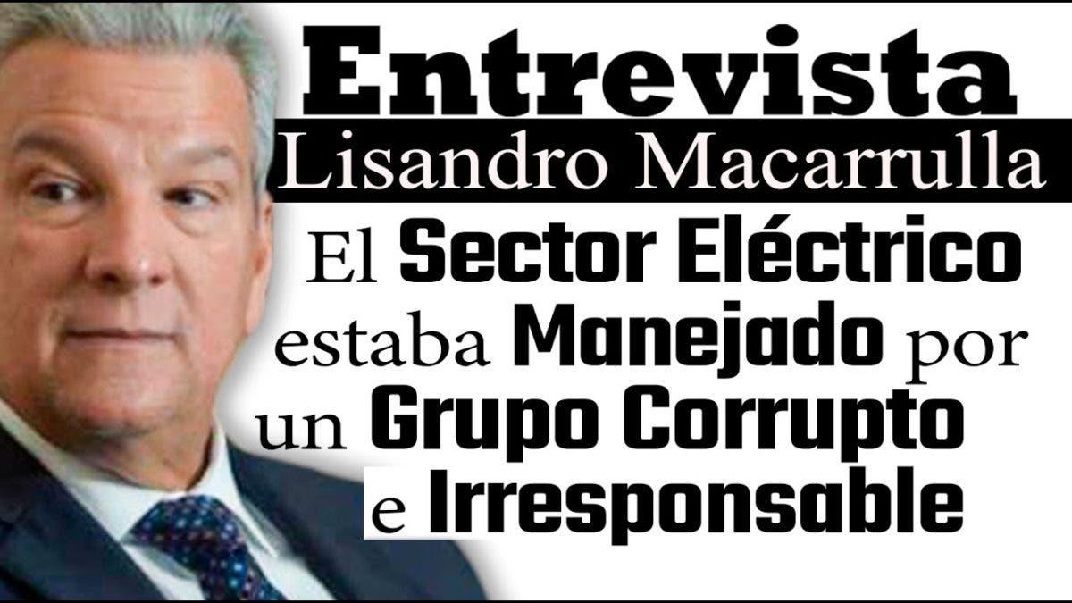 Entrevista a Lisandro Macarrulla en el programa Telematutino 11
