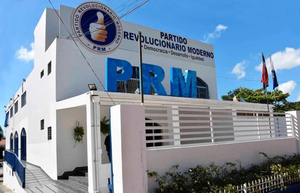 PRM reitera respaldo a gobierno en búsqueda de justicia independiente