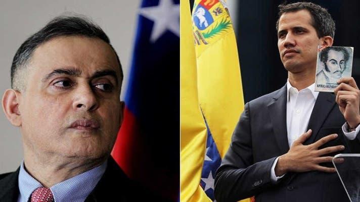 """Fiscalía investiga a Guaidó por el """"secuestro"""" de activos en el exterior"""