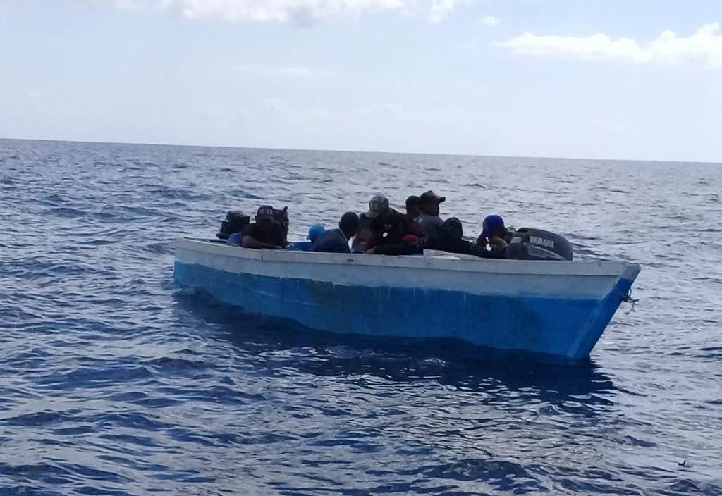 Cuatro dominicanos involucrados en ingreso ilegal de 43 haitianos a Puerto Rico