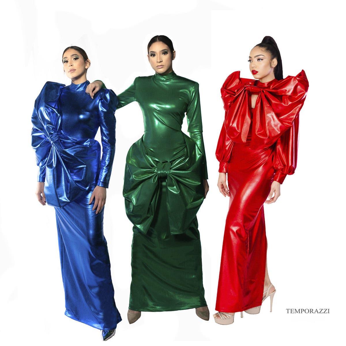 Diseñadora dominicana debuta en EE.UU. en el mundo de la moda con la colección FALL 2021