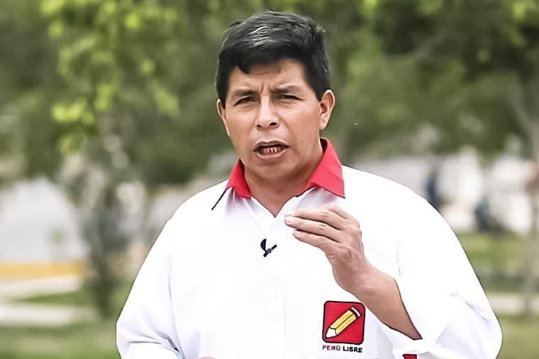 El ultraizquierdista Castillo se consolida como ganador de elecciones en Perú
