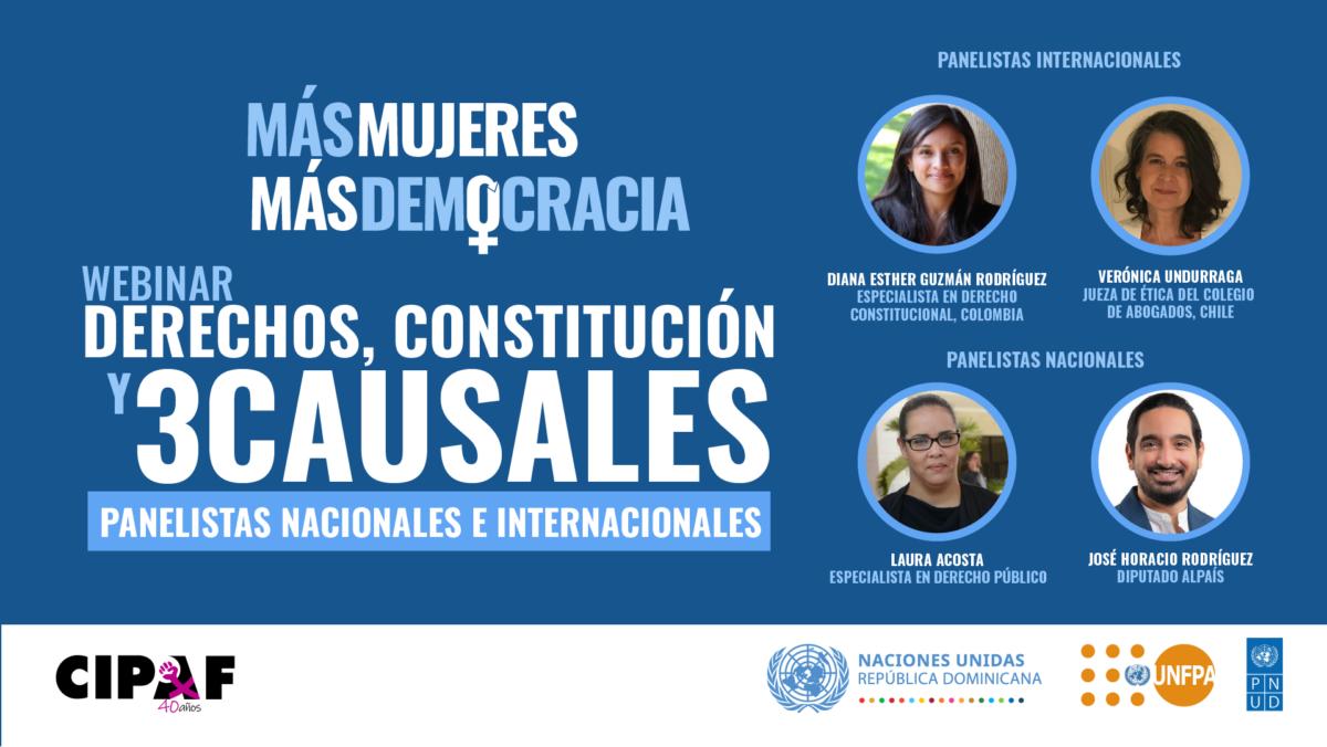 RD intercambia experiencias con países de Latinoamérica sobre las tres causales