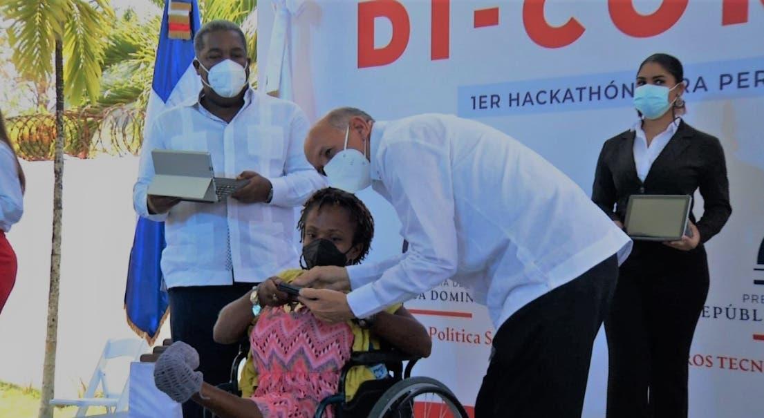 Celebran el Hackathón Di-Commerce dirigidos a personas con discapacidad