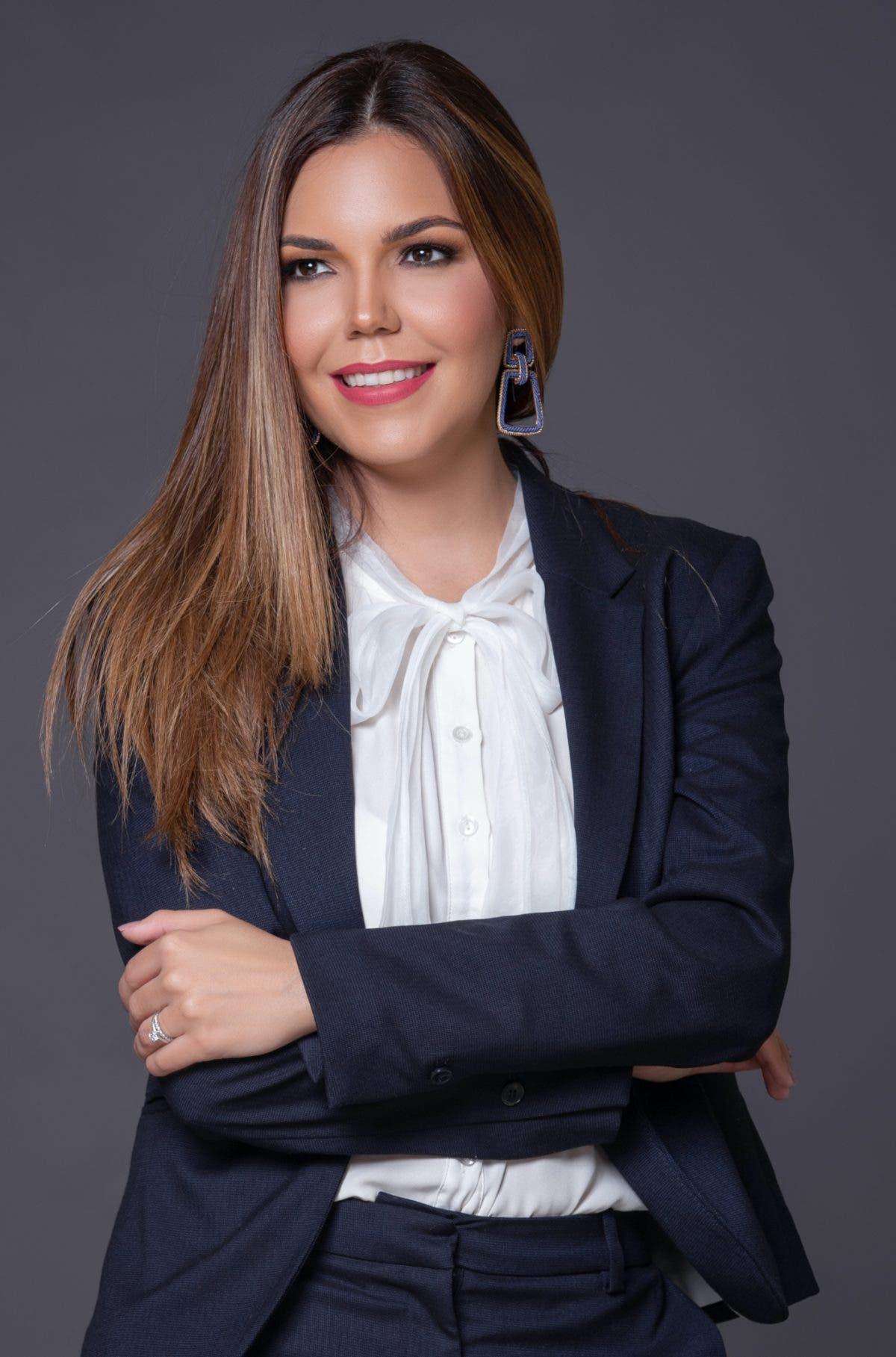 Sol Disla, apuesta al liderazgo juvenil y femenino desde ANJE
