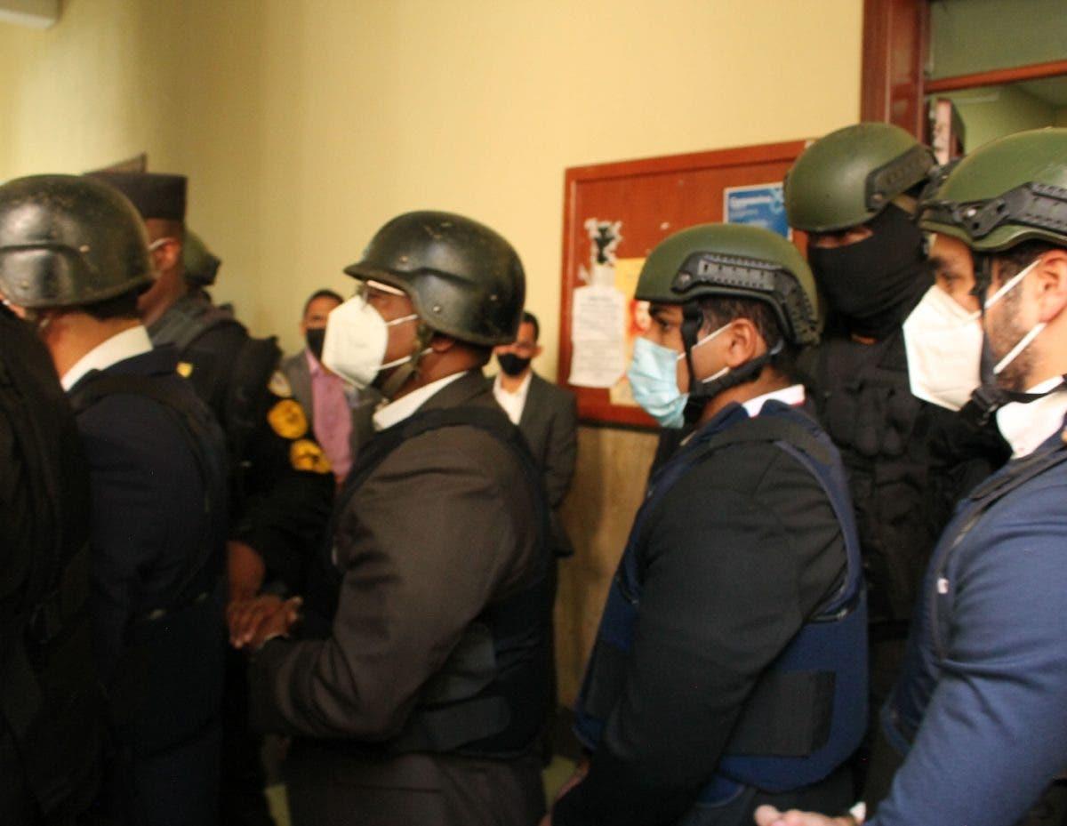 """MP asegura que el expediente del caso Coral está """"blindado"""""""