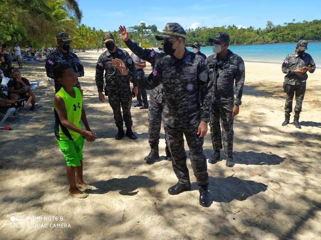 Director de la Policía supervisa los operativos de seguridad durante la Semana Santa