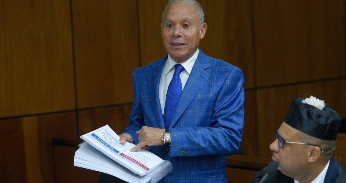 Ángel Rodón dice tribunal rechazará incorporación de delaciones premiadas en caso Odebrecht