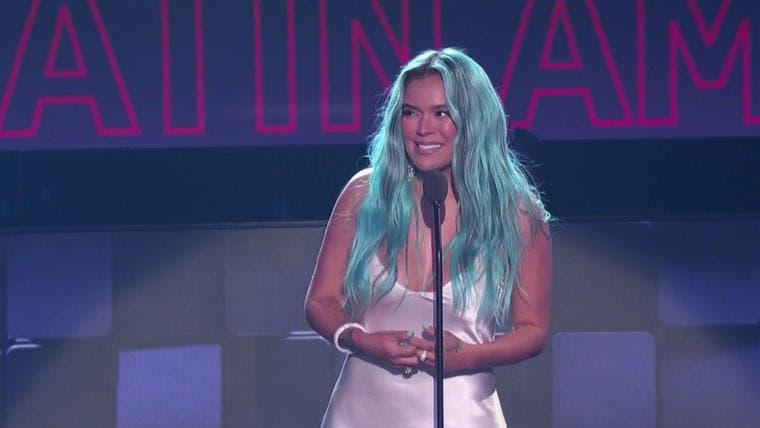 Bad Bunny triunfa en ausencia, Karol G gana 3 Latin AMAs
