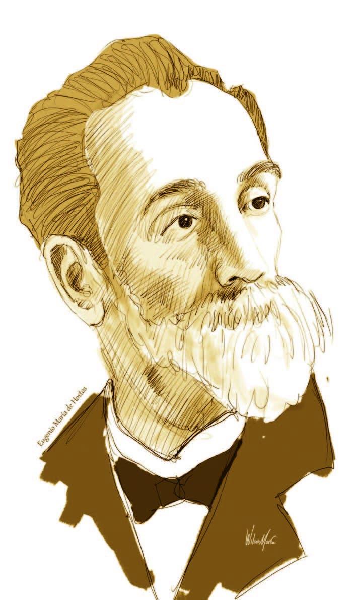 Eugenio María de Hostos y las tres causales