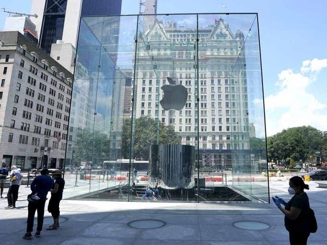 Rusia multa a Apple con más de 12 millones por abuso de posición