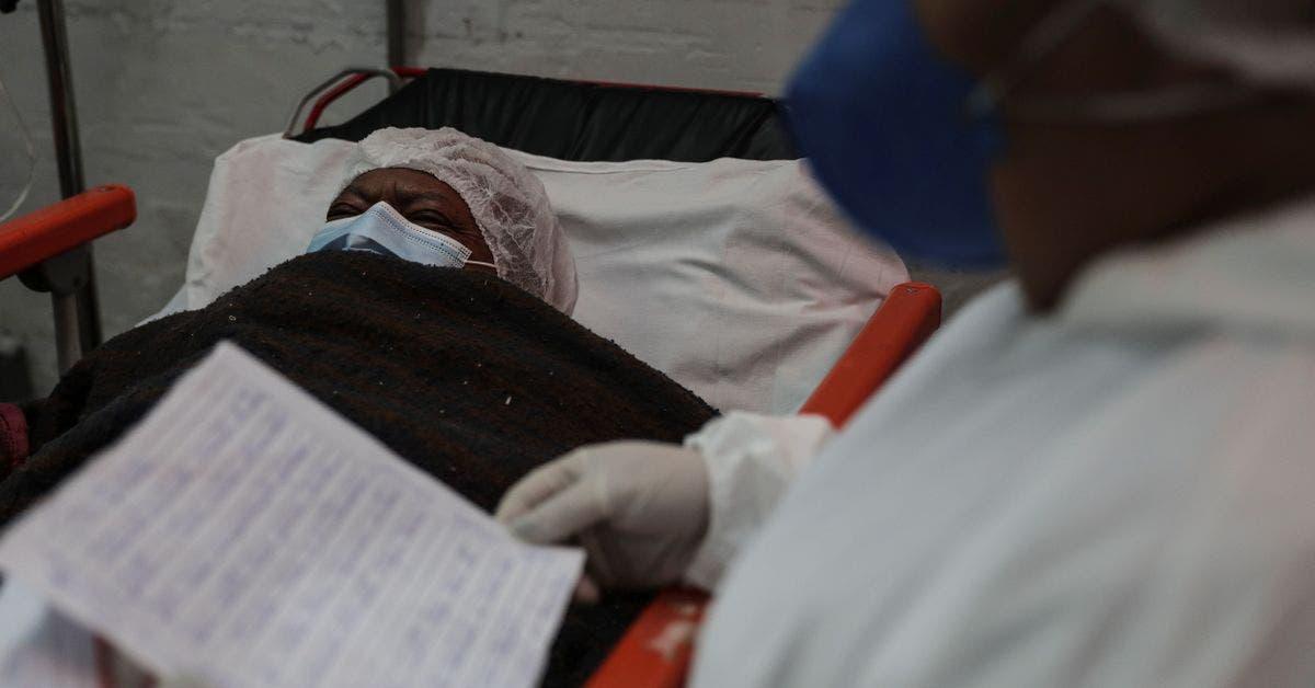 Cartas cargadas de amor despiertan  esperanza en pacientes con covid en Río