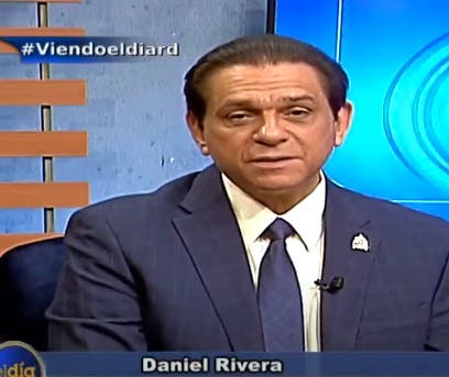 Entrevista a Daniel Rivera en el programa El Día