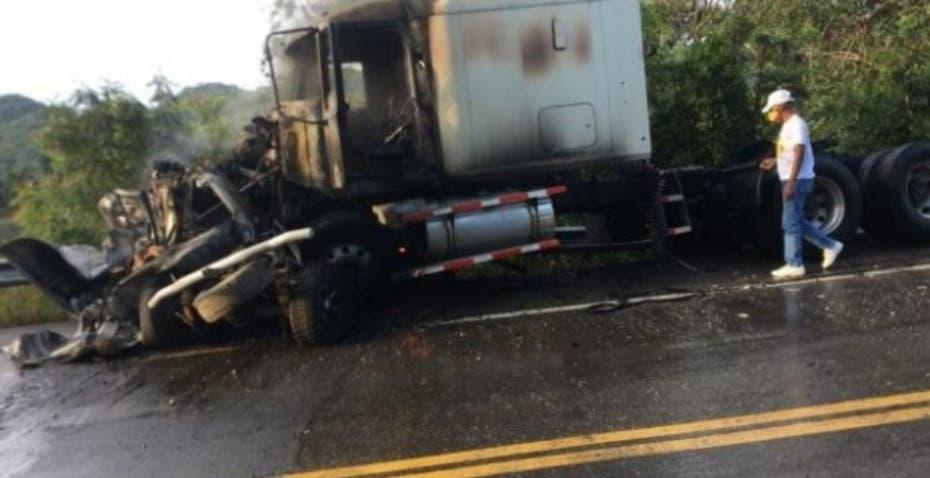 Murieron 4 personas en un accidente de tránsito en PP