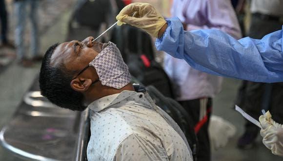 La OMS tiene en su radar una nueva variante del virus identificada en India