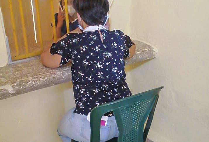 Presos podrán ser visitados por sus familiares