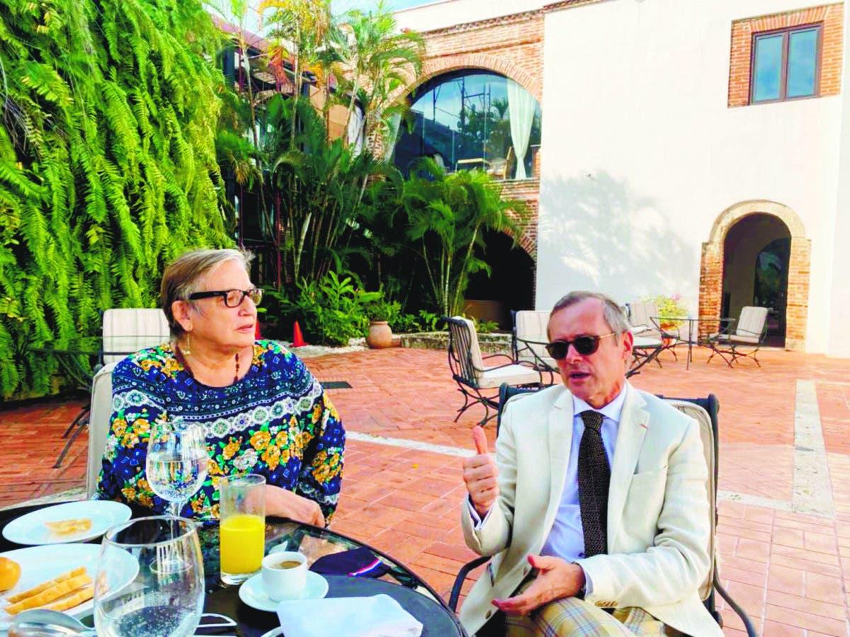 Diplomacia y Cultura un encuentro exclusivo con el embajador de Francia en RD