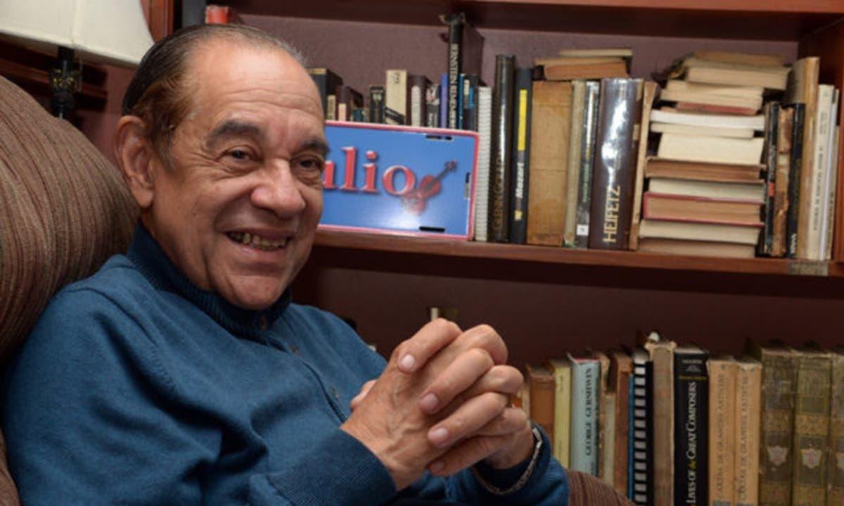 Fallece Julio De Windt, un pilar de la música