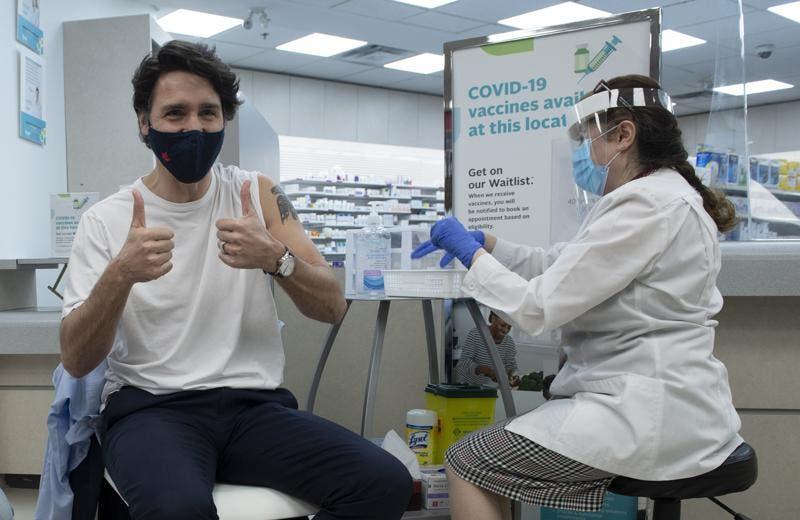 Canadá comenzará a recibir vacuna de Pfizer de EEUU