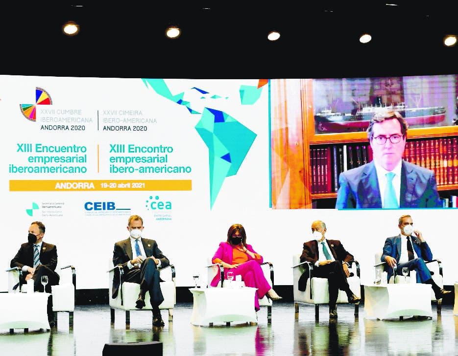 Líderes buscan como superar covid Cumbre Iberoamericana