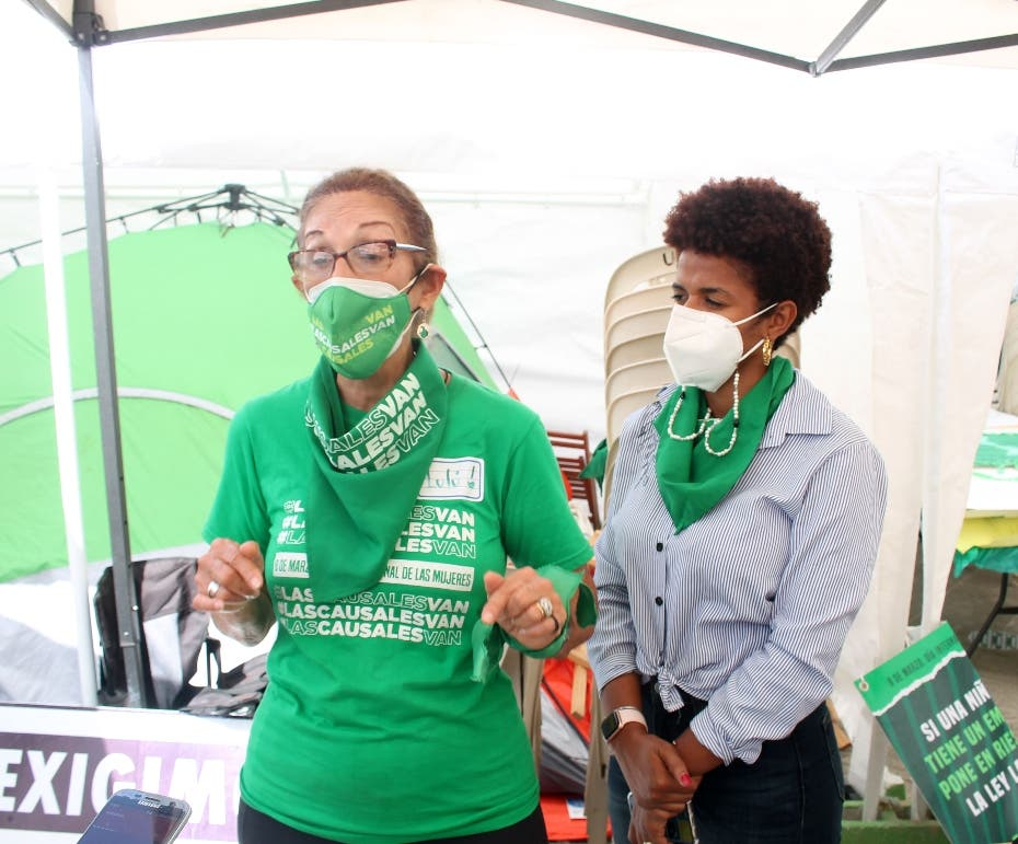 Feministas: PN fue desmedida, violenta y vandálica