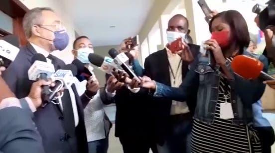 Operación Coral: Abogado admite relación comercial entre pastora Rossy Guzmán y general Cáceres
