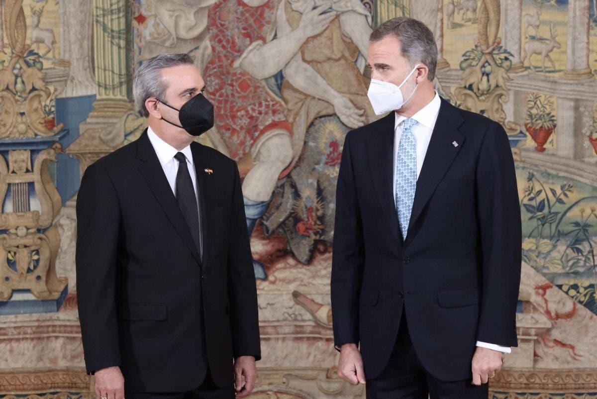 El rey de España, el presidente de Guatemala y Abinader llegan a Andorra