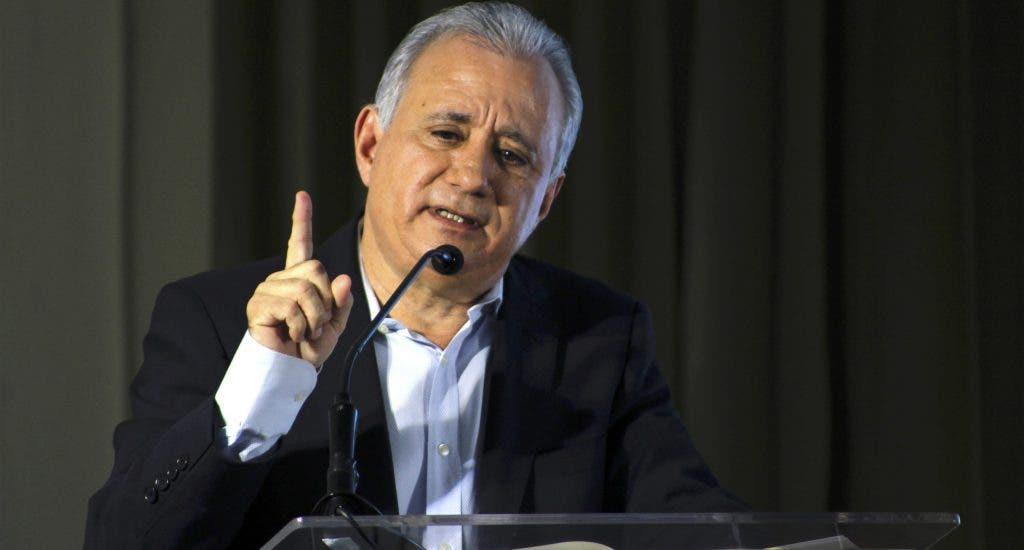 Senador Antonio Taveras: «El Presidente no influyó para nada en la selección de la Cámara de Cuentas»