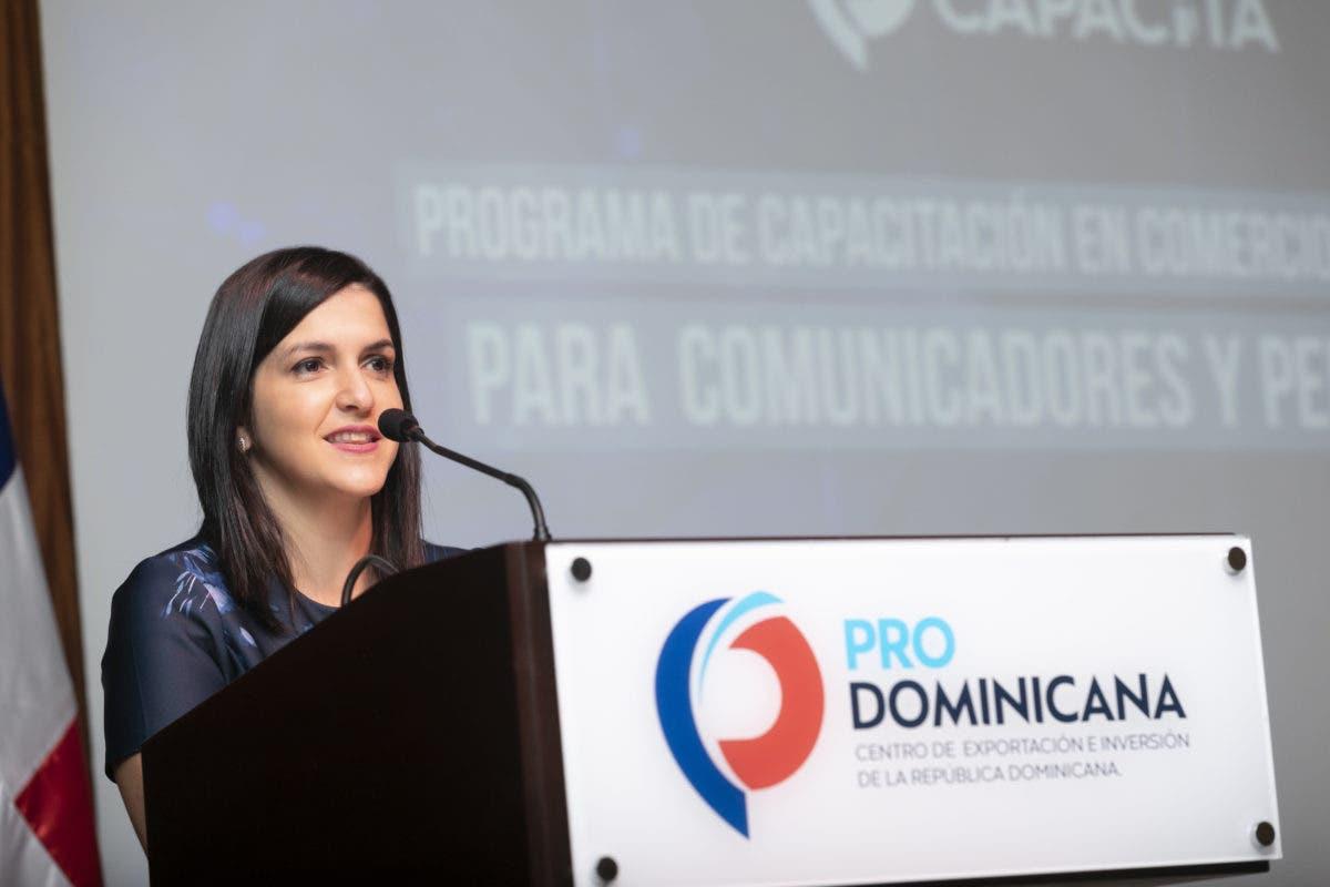 ProDominicana lanza programa de Capacitación para comunicadores