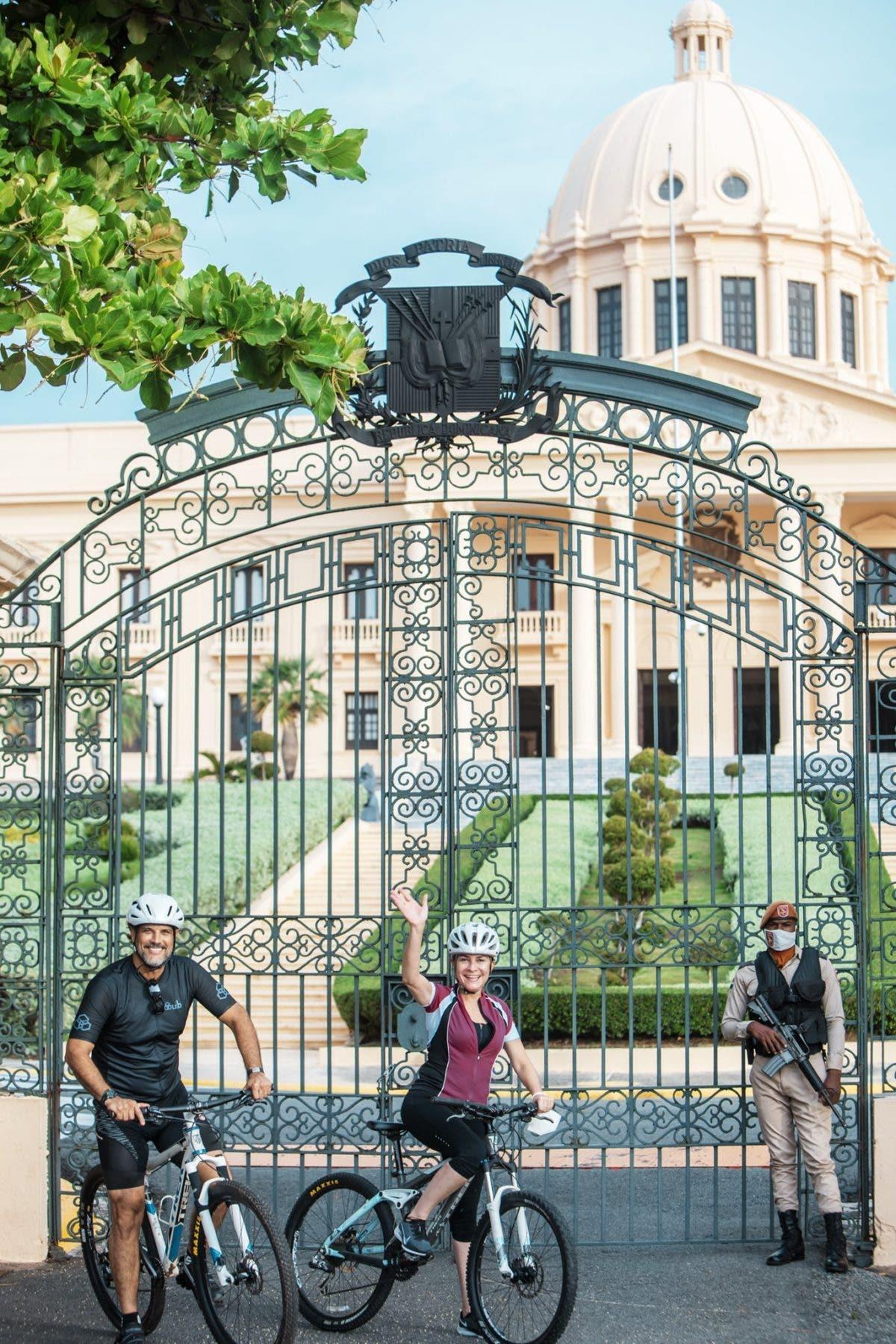 En el Día Internacional del Ciclista, alcaldesa Carolina Mejía resalta importancia de la movilidad