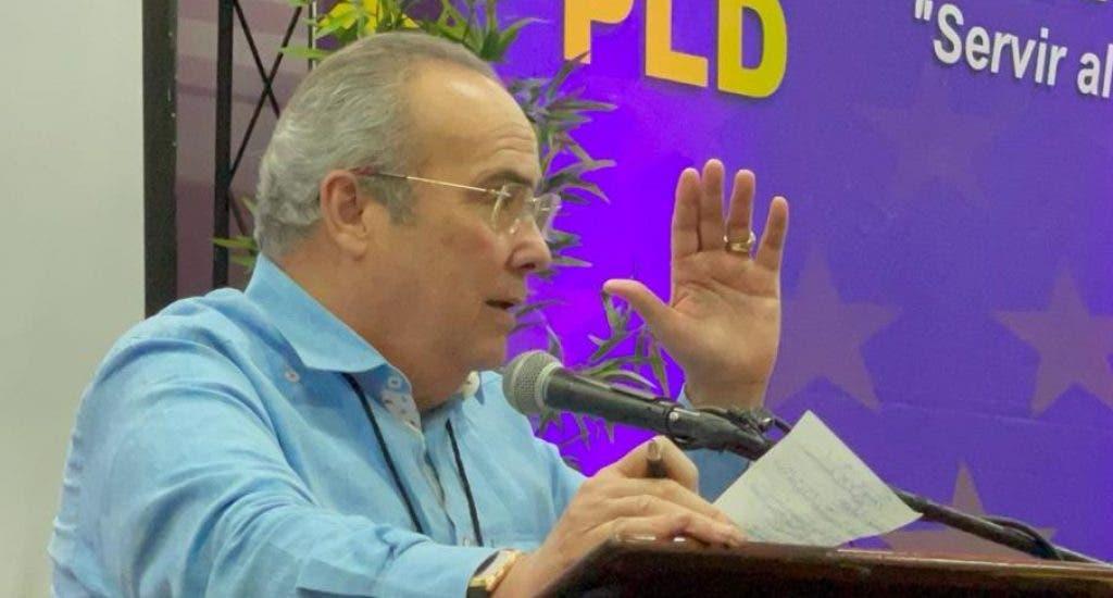 Mariotti sobre nuevos miembros Cámara de Cuentas: «Quisiera encontrar un independiente de verdad»