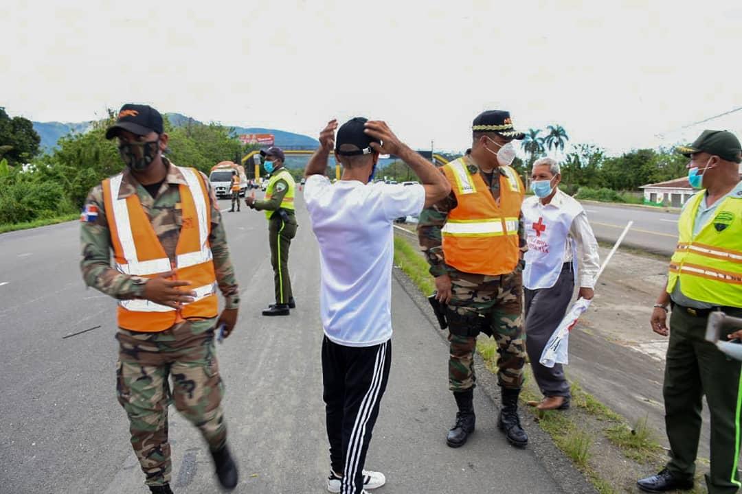 Comisión Militar asistió a 10 mil 164 conductores en carreteras y autopistas durante operativo de Semana Santa 2021
