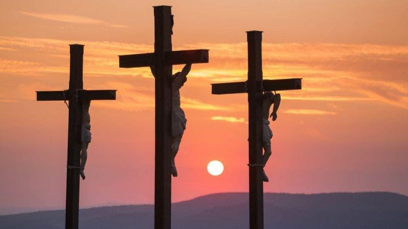 Semana Santa: qué ocurrió con la cruz en la que murió Jesús