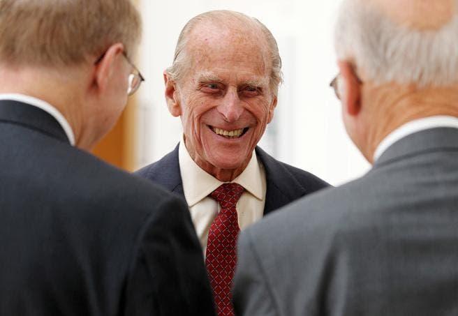 Los memorables (y sonrojantes) deslices verbales del duque de Edimburgo
