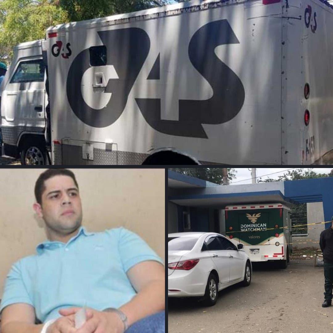 Desde la banda de John Percival Matos hasta el auto-robo en Santiago, los asaltos a camiones de valores en RD