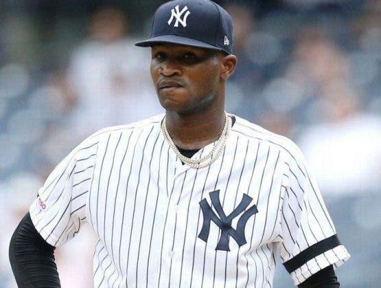 Yankees bajan al dominicano Domingo Germán a las menores