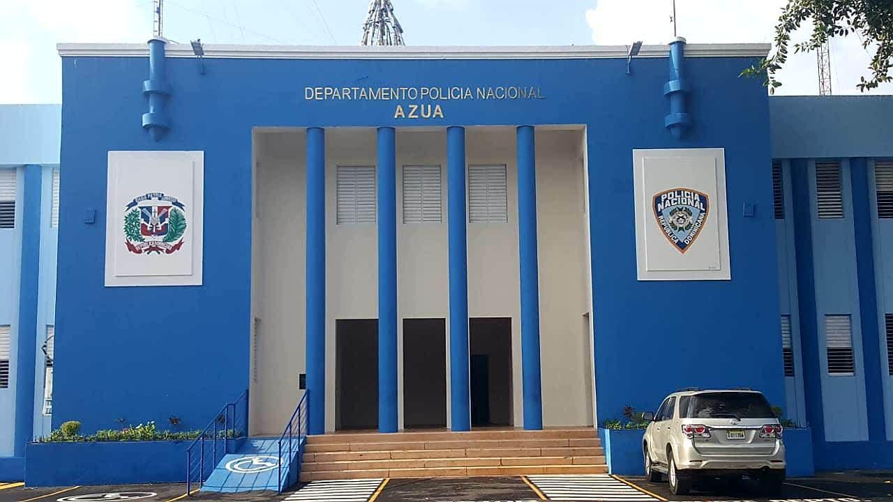 Apresan raso y un civil por robo de motor y dinero en Azua