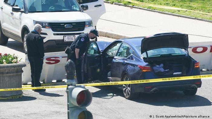 Ataque en Capitolio de EE.UU. deja un muerto y dos heridos