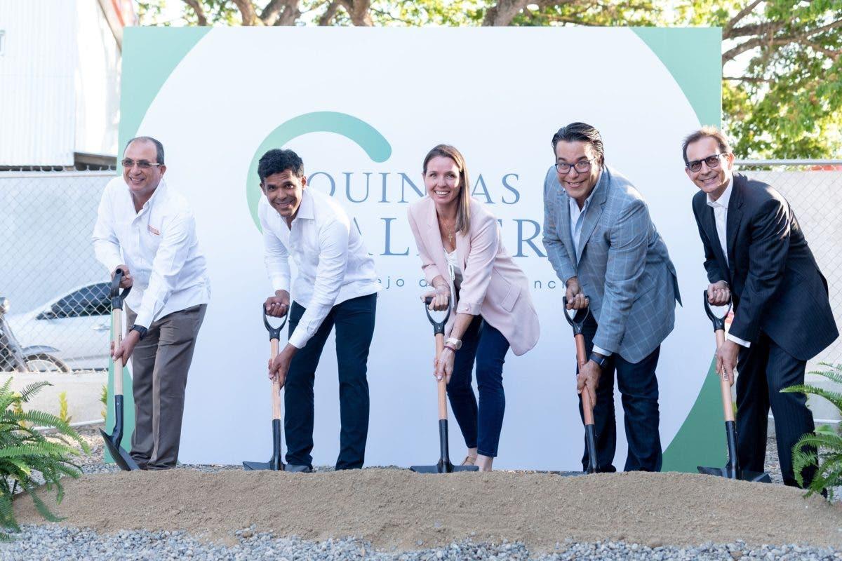 Inicia construcción de Quintas Palmera
