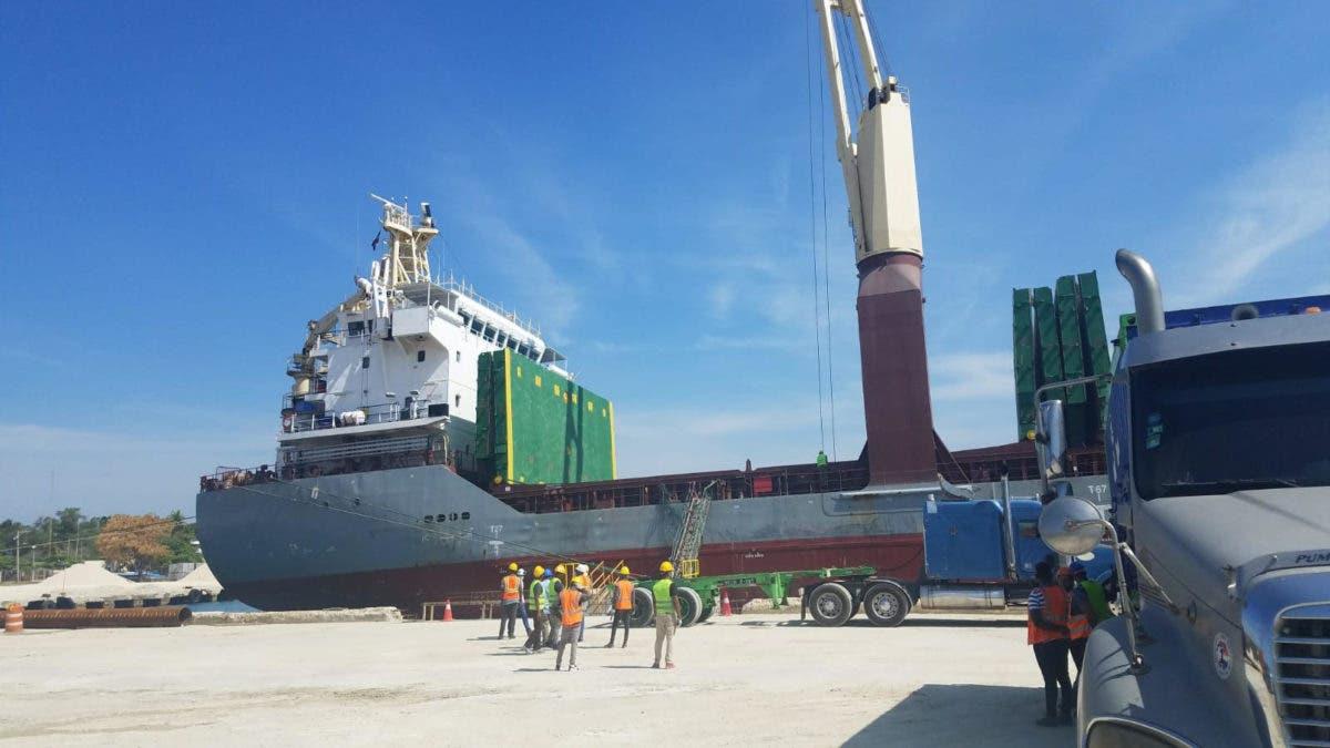 Belfond Enterprise exporta 8 mil toneladas de carbono de calcio