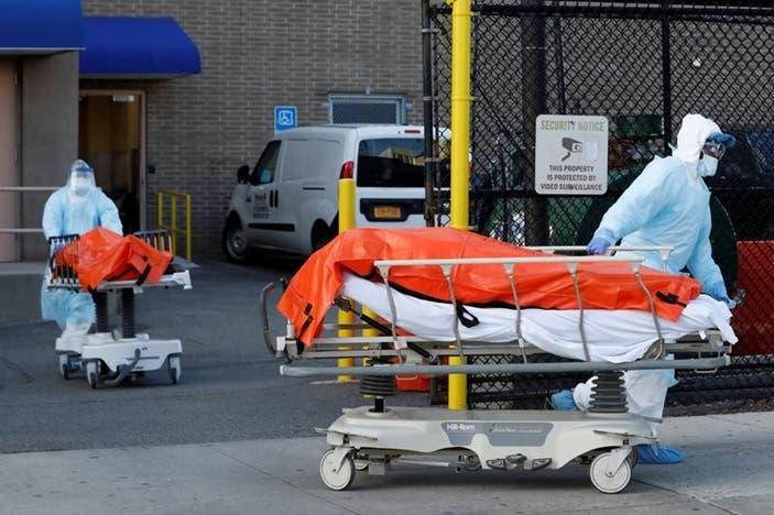 Estado NY con más fallecidos COVID-19 que habitantes de provincia Pedernales; llaman a vacunarse
