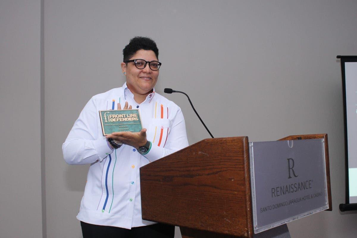 Activista social LGBTIQ, Rosanna Marzán, denuncia agresión