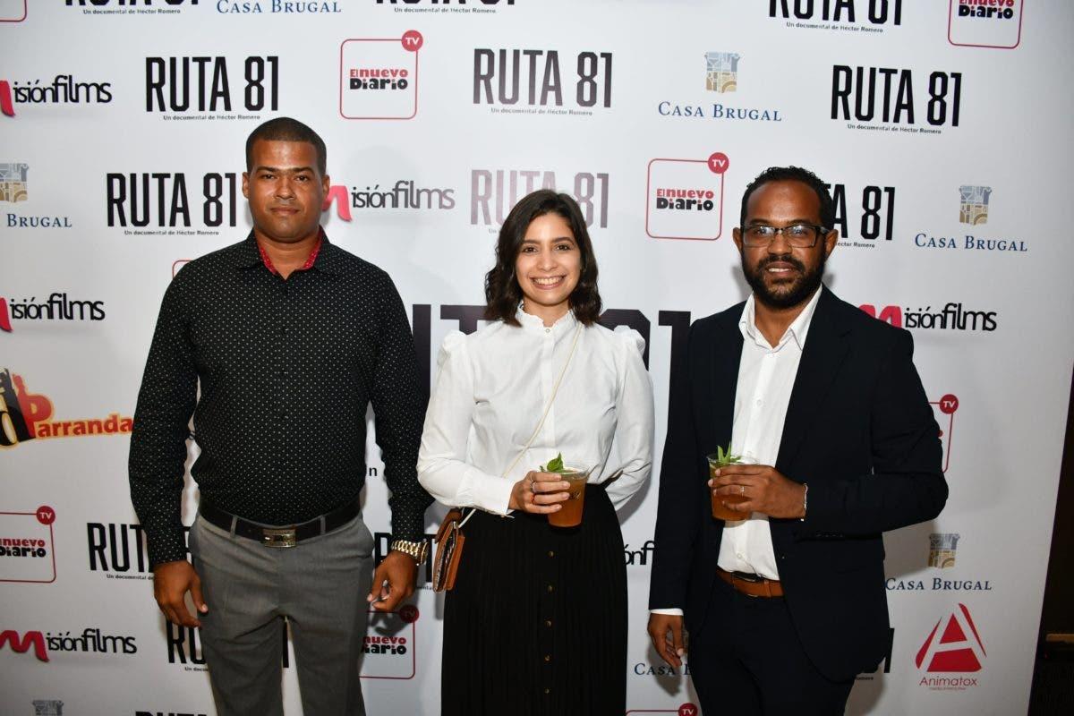 "Se estrena documental «Ruta 81"" de periodista Héctor Romero"