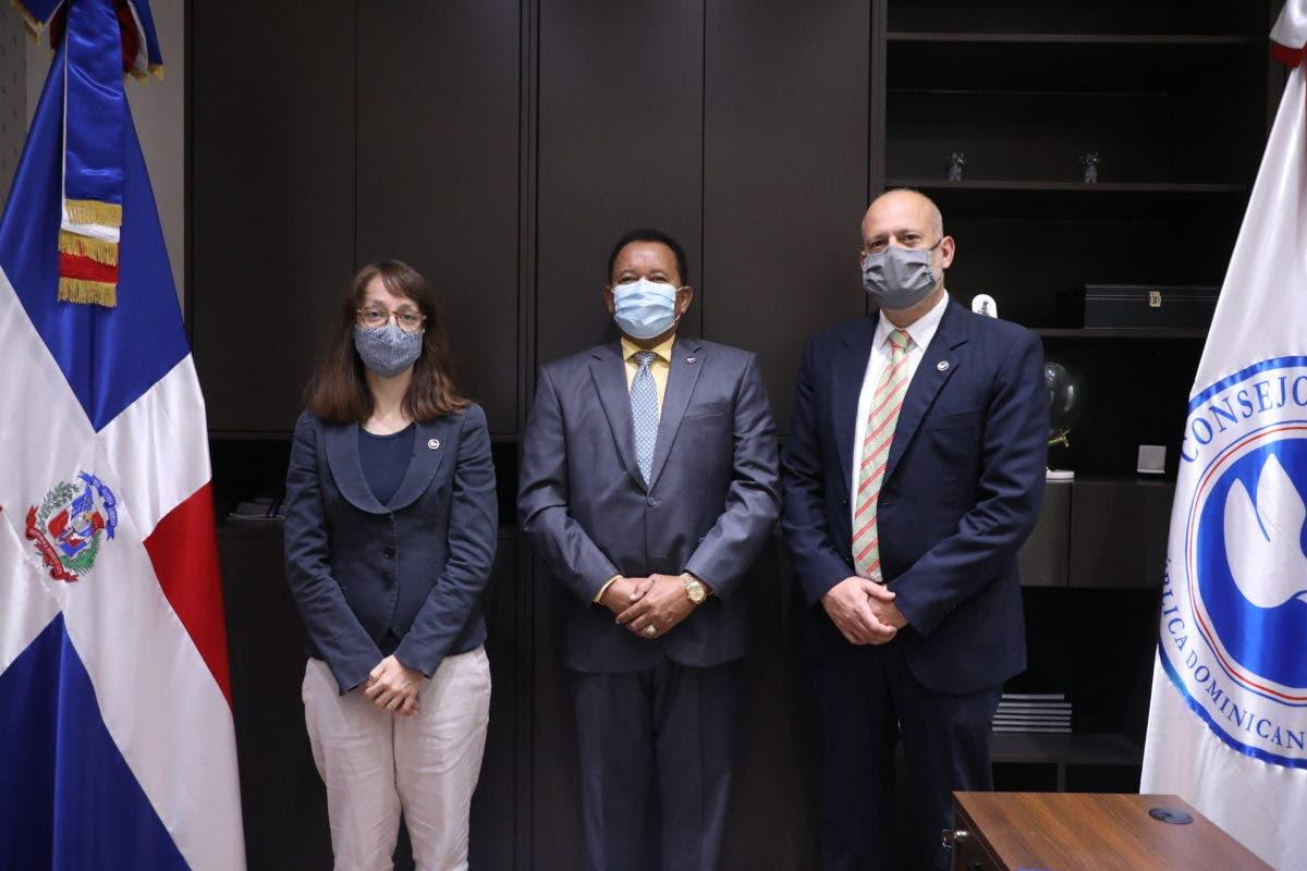 UNODC reafirma compromiso   junto al CND para prevenir consumo de sustancias ilícitas