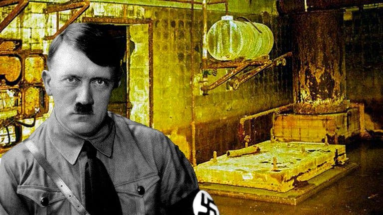 Los últimos días de Hitler: ataques maníacos y el paseo con su perro que lo convenció del final