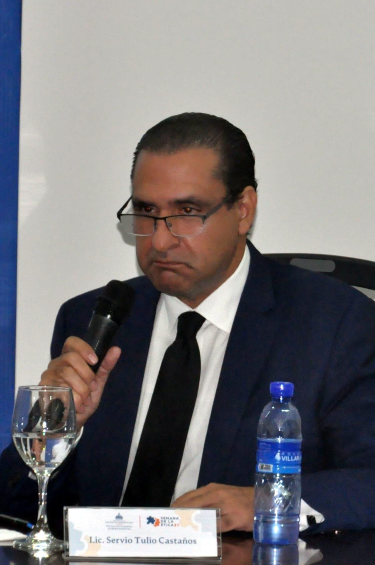 Castaños Guzmán rechaza Código Penal contemple prisión de dos a tres años para actos de corrupción