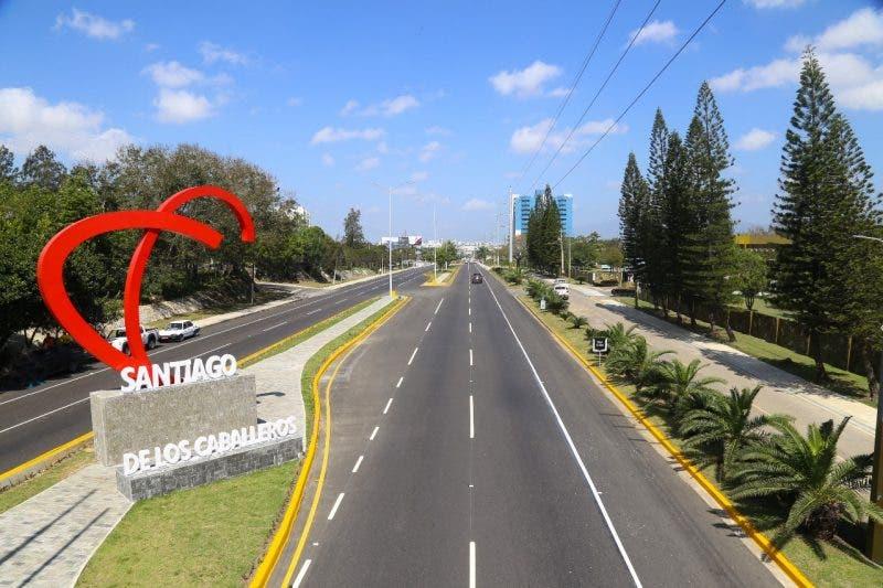 Obras Públicas invertirá RD$300 millones en programa de asfaltado de calles en Santiago
